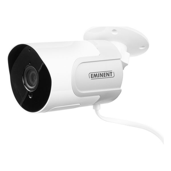 IP camera Eminent EM6420 1080 px WiFi 2.4 GHz White