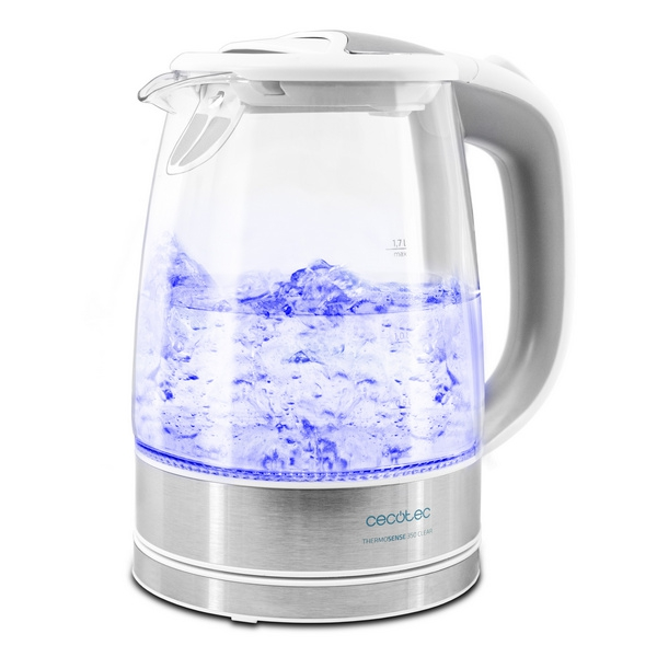 Kettle Cecotec ThermoSense 350 Clear 2200W 1,7 L