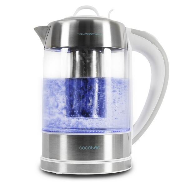 Kettle Cecotec ThermoSense 370 Clear 2200W 1,7 L