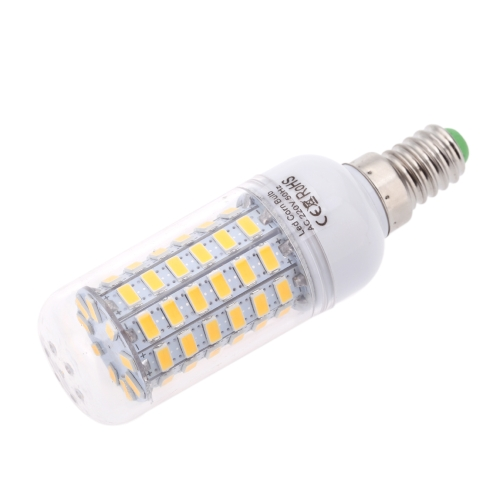 E14 15W 5730 SMD 69 LEDs Corn Light Lamp Bulb Energy Saving 360 Degree  200-240V