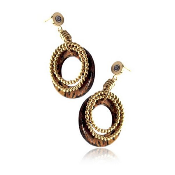 Ladies Earrings Time Force TS5123PLE