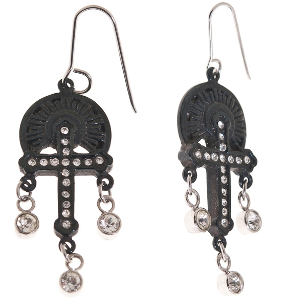 Ladies Earrings Victorio & Lucchino VJ0093PE