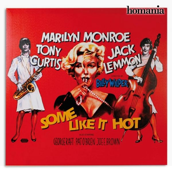 Marilyn Monroe Some Like It Hot Poster
