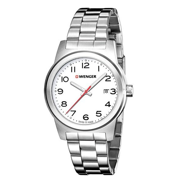 Mens Watch Wenger 01-0441-149 (41 mm)