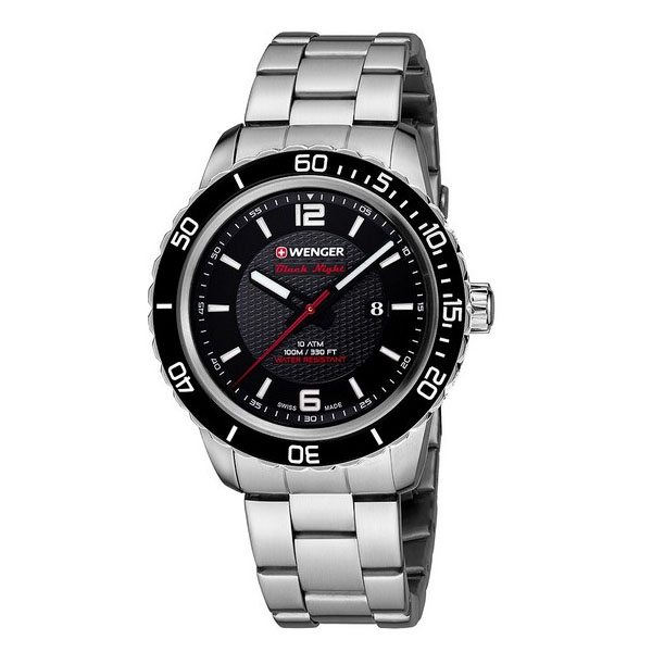 Mens Watch Wenger 01-0851-122 (45 mm)