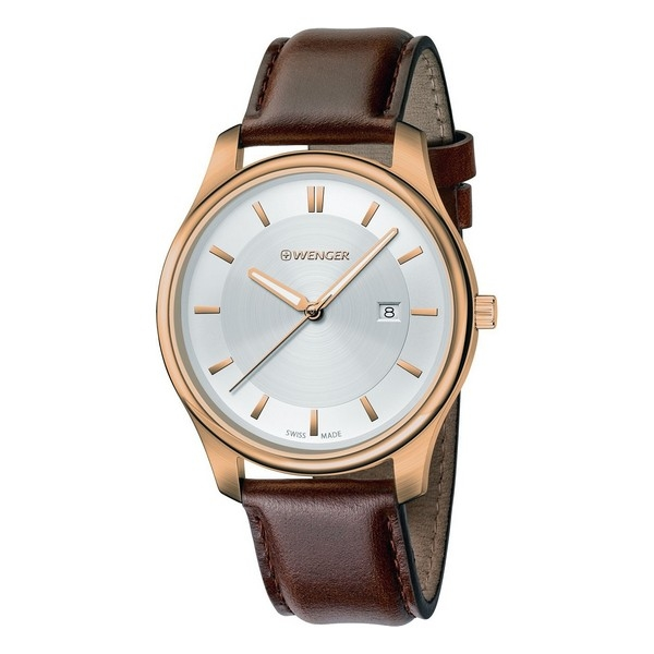 Mens Watch Wenger 01-1441-107 (43 mm)