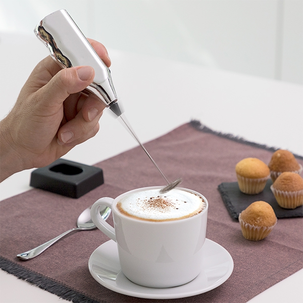 Mini Whisk and Frother Cappuccino