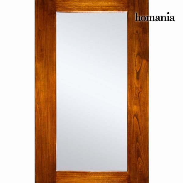 Mirror Mindi wood (130 x 80 x 10 cm) - Serious Line Collection by Homania
