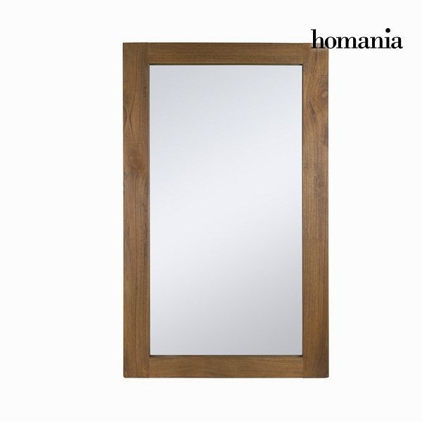 Mirror Mindi wood (130 x 80 x 3 cm) - Ellegance Collection by Homania