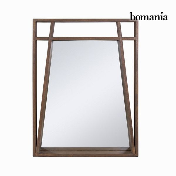Mirror Mindi wood (90 x 70 x 8 cm) - Ellegance Collection by Homania