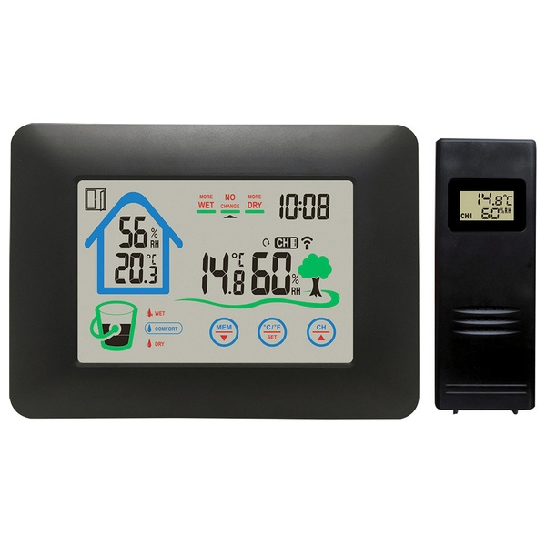 Multi-function Weather Station Denver Electronics WS-520