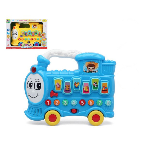 Musical Train Choo-choo 111625