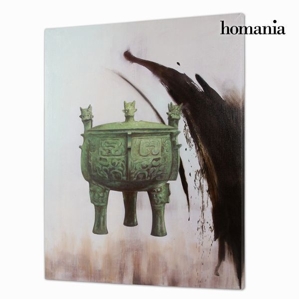 Oil Painting (80 x 5 x 100 cm) by Homania