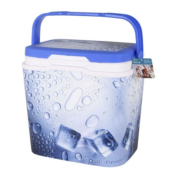 Portable Fridge Blue 25 L