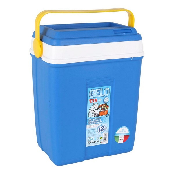 Portable Fridge Gelo 18 L Blue (30 X 20 x 37 cm)
