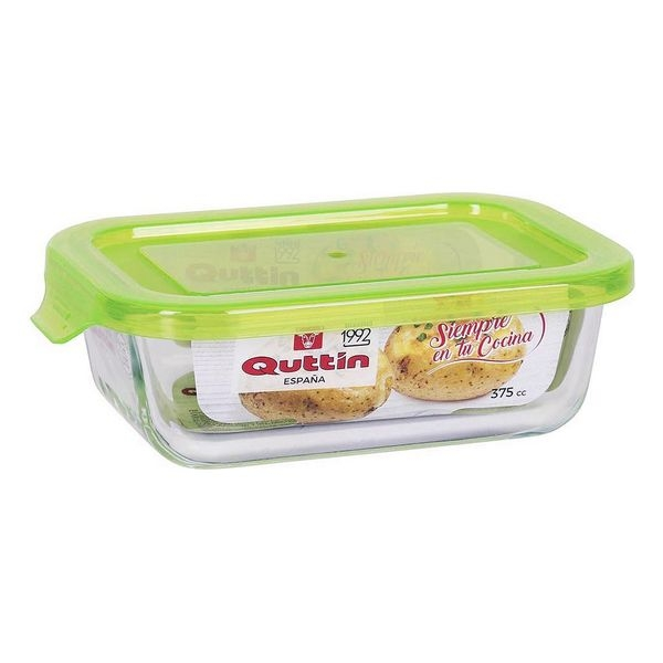 Rectangular Lunchbox with Lid Quttin