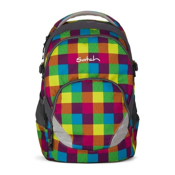 School Bag Eco Ergobag SAT-AIR-001-901 Multicolour (30 X 22 x 45 cm)