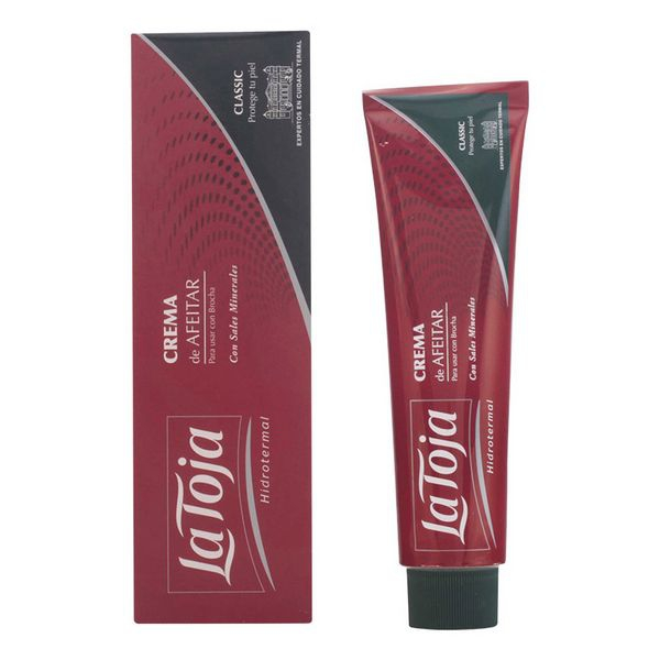 Shaving Cream Hidrotermal La Toja (150 g)