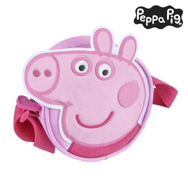 Shoulder Bag Peppa Pig Pink