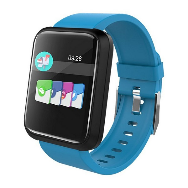 Smart Watch with Pedometer BRIGMTON Bsport 17 1,3