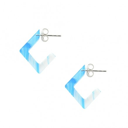 Aqua UV Ear Hoop