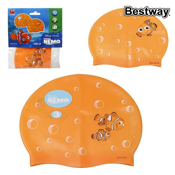 Swimming Cap Nemo Bestway Childrens 114184