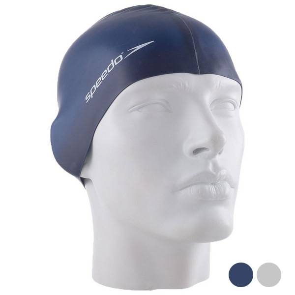Swimming Cap Speedo Plain Flat