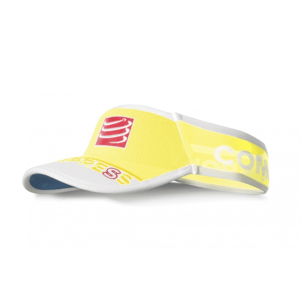 Unisex Cap Compressport Ultralight Yellow