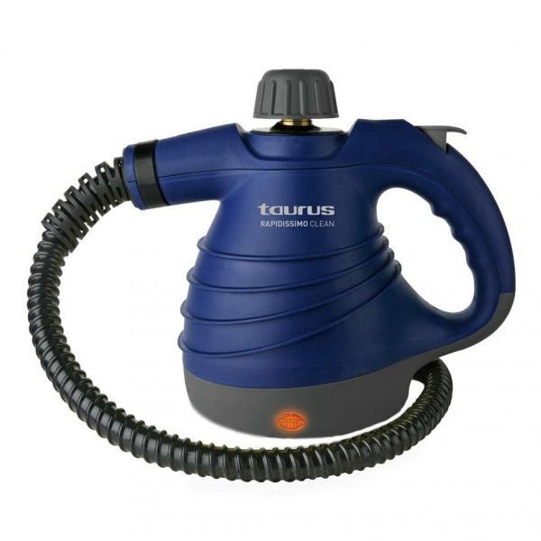 Vaporeta Steam Cleaner Taurus Rapidissimo Clean New 3 bar 0,350 L 1050W Blue