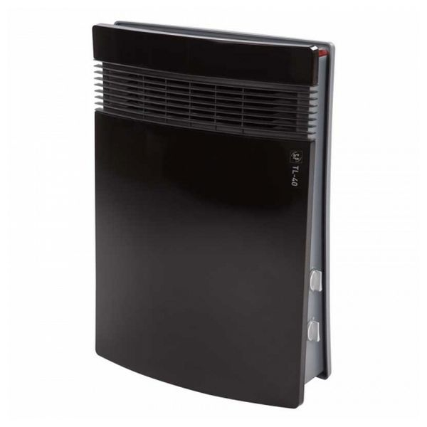 Vertical Heater S&P TL-40 1800W Black