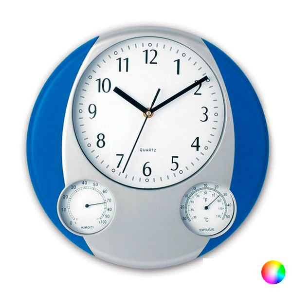Wall Clock Bicoloured 149301