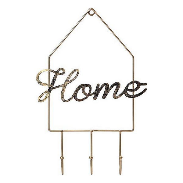 Wall Decoration Home (36 x 24,5 x 4,5 cm)