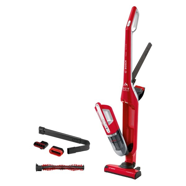 Wireless Stick Vacuum Cleaner BOSCH BBH3ZOO25 0,4 L 25,2 V Red