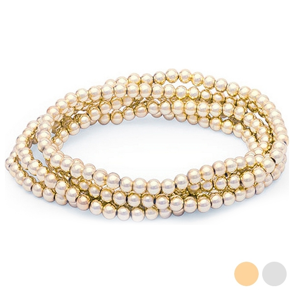 Womens Bracelet with Crystal Pearls 144816