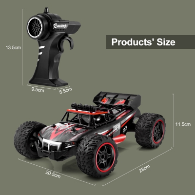 YED 1703 Remote Control Off-road Racing Car Toy for Kids
