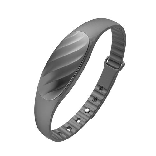 Meizu bong 2P Smart Bracelet with 40 Days Long Standby/ Pedometer/ Sports Sleep Tracker/ Call Reminder for Android iOS - Black
