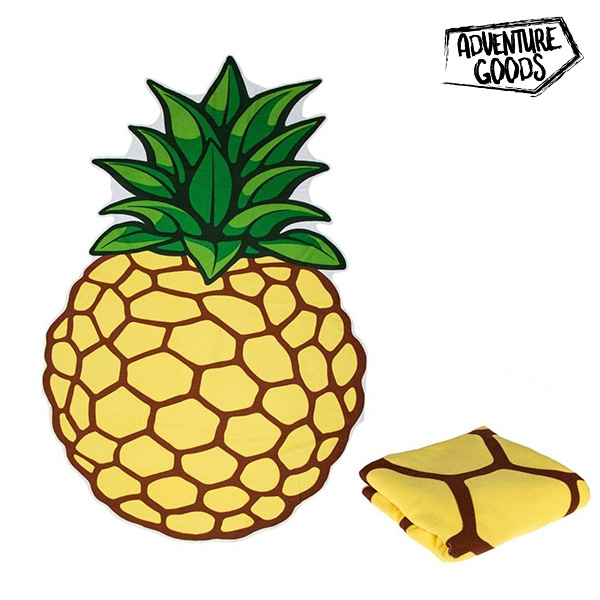 Adventure Goods Pineapple Beach Towel