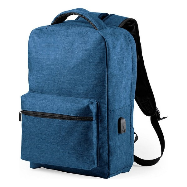 Anti-theft Rucksack with USB and Tablet and Laptop Compartment 146345