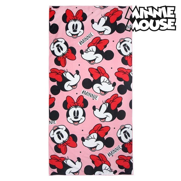 Beach Towel Minnie Mouse 78009