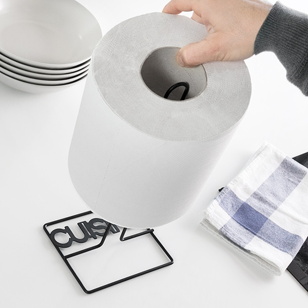 Bravissima Kitchen Cuisine Kitchen Roll Holder
