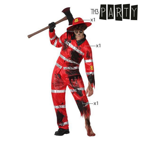 Costume for Adults Dead fireman
