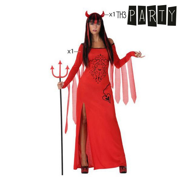 Costume for Adults Female demon