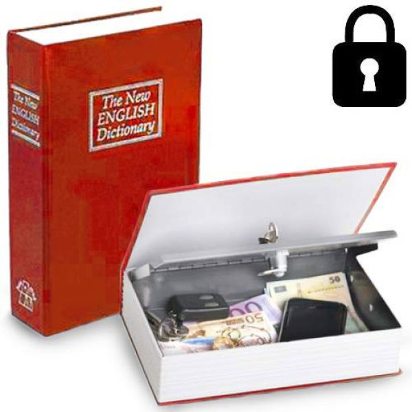 Dictionary Safe Box