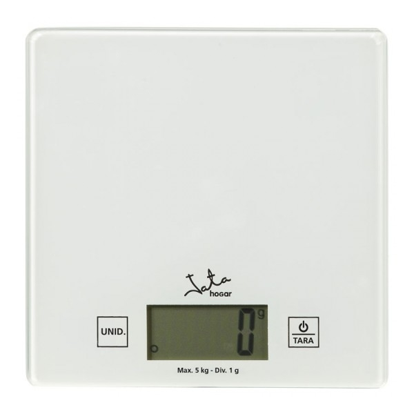 Digital Bathroom Scales JATA P111 180 Kg White