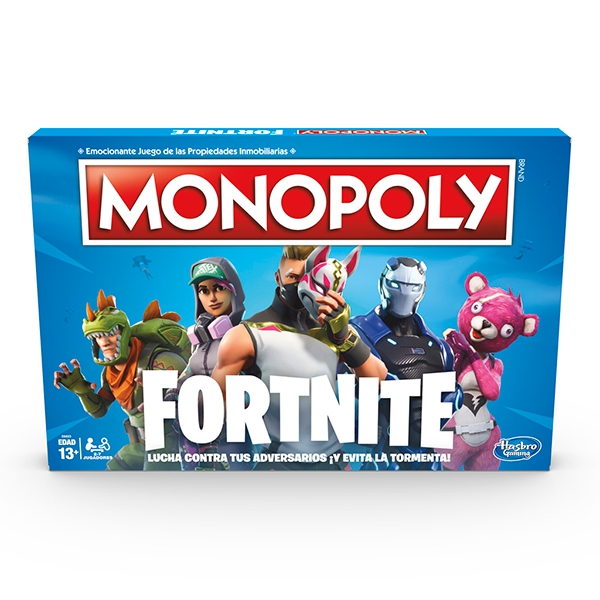 Fortnite Monopoly Hasbro