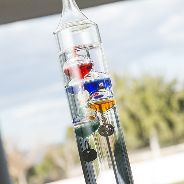 Gadget and Gifts Galileo Thermometer