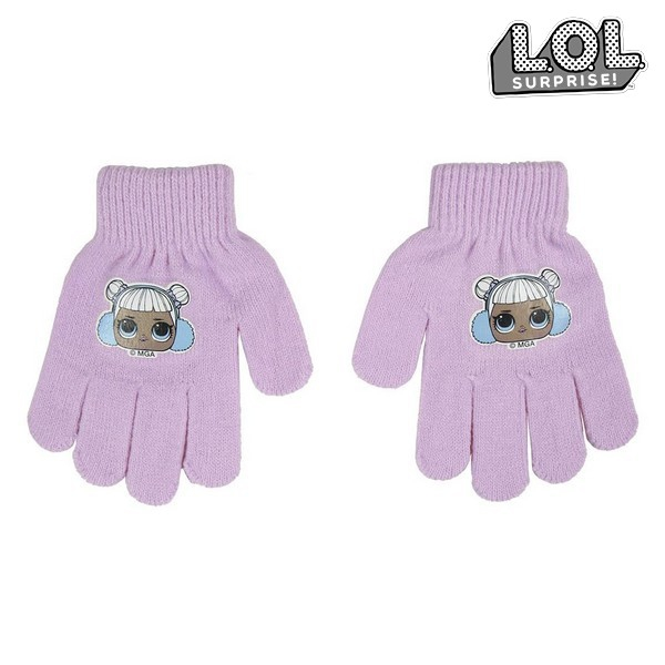 Hat & Gloves LOL Surprise! 74409 Lilac (2 Pcs)