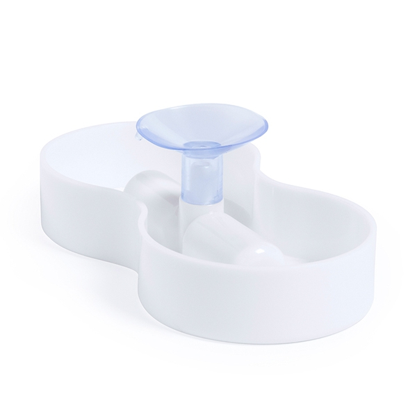 Hourglass with suction pad 5 145278
