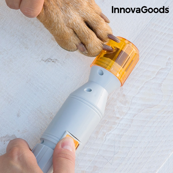 InnovaGoods Electric Pedicure Pet