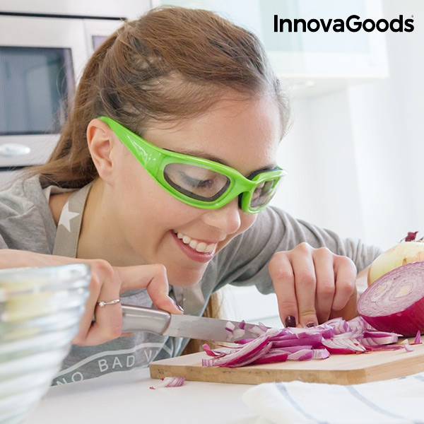 InnovaGoods No-Tears Onion Goggles